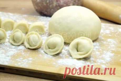 Тесто для пельменей – Рецепты теста для пельменей. Как приготовить тесто для пельменей