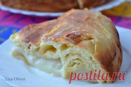 Фытыр - фантастически вкусный египетский пирог