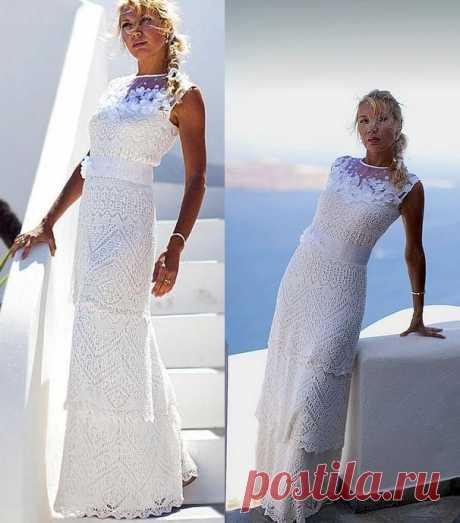 Вязание спицами - Платье шетландскими мотивами и ... еще немного шетландской красоты