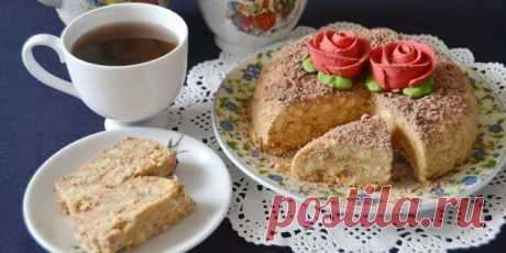 10 вкусных тортов из печенья, которые не нужно печь - Лайфхакер