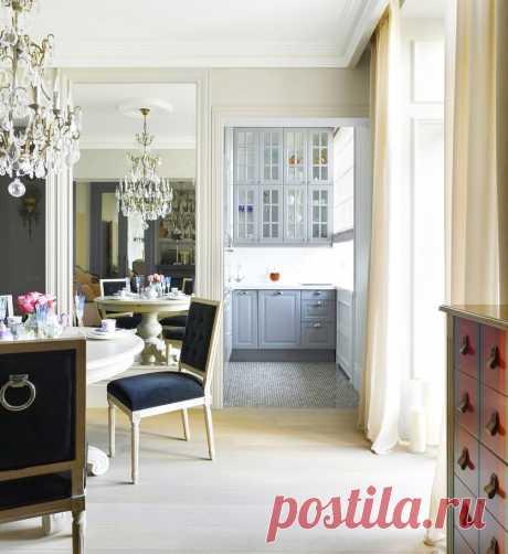 10 идей для маленькой кухни от ведущих архитекторов и дизайнеров