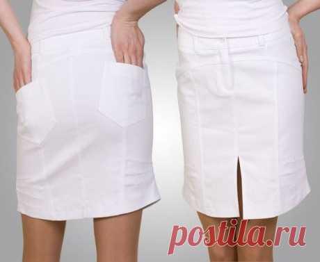 Две юбки по одной выкройке (Шитье и крой) | Журнал Вдохновение Рукодельницы