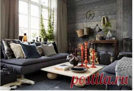 Оформление интерьера в стиле рустик своими руками, выбор мебели, декора, тканей для зала, кухни, гостиной, столовой, ванной. Особенности и основные цвета деревенского стиля рустик.