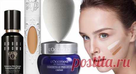 Не испортить макияж: пять ошибок стональным кремом . Милая Я
