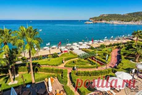 Какой курорт Турции выбрать: Кемер или Аланья