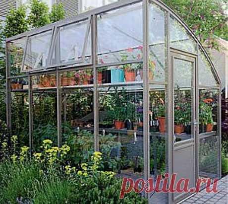 (+1) tema - la Calefacción de los invernaderos por las manos. El biocombustible del estiércol | 6 sotok