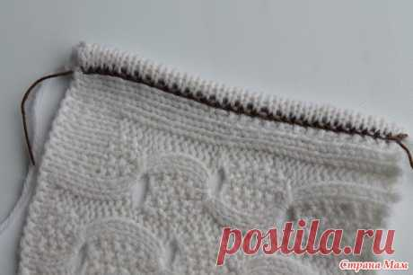 Oh, this kettlevka! (or we Knit levels) - Knitting - the Country of Mothers
