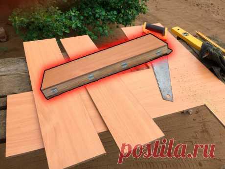 Деревянная поводочница своими руками за 300 рублей