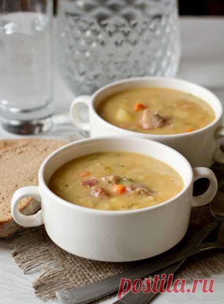 Гороховый суп: как приготовить - проверенный пошаговый рецепт с фото на Вкусном Блоге