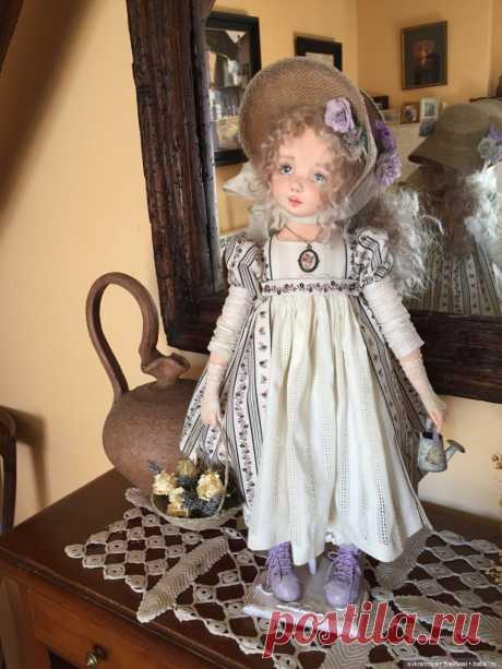 Текстильная кукла - душа, завернутая в ткань. Виолетта / Текстильная кукла своими руками из ткани / Бэйбики. Куклы фото. Одежда для кукол видео онлайн бесплатно на Rutube.
