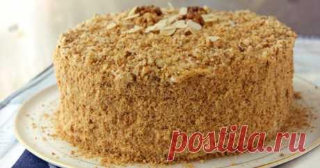 """Как испечь вкуснейший сметанный торт """"День и ночь"""" при сломанной духовке?   DiDinfo   Яндекс Дзен"""