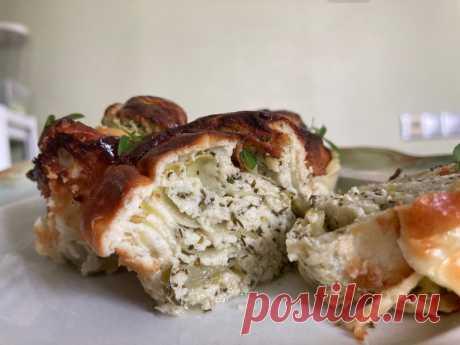 Не любите кабачки? Никто не догадается, что это блюдо из них! | ProfiTroll | Яндекс Дзен