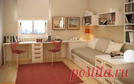 Отличная комната для подростка