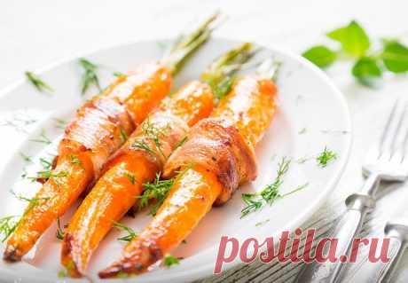7 platos originales de la zanahoria