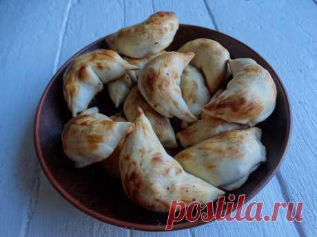 Бесподобные «Алжирские пирожки» — удивительно вкусная начинка - Ваши любимые рецепты - медиаплатформа МирТесен