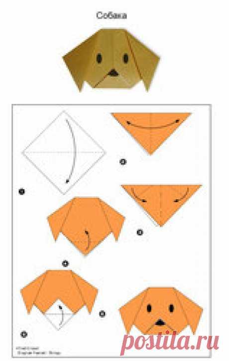 Схемы простых оригами для вас и вашего ребенка (20 картинок) Многие дети очень любят делать какие-то вещи своими руками. Это могут быть различные поделки, рисунки или оригами. Именно последнему виду искусства мы решили посвятить данный пост. Далее вас ждут схемы изготовления 20 оригами, которые на долгое время займут вас и вашего ребенка.