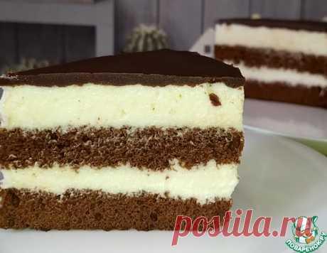 """Очень нежный торт """"Милка"""" – кулинарный рецепт"""