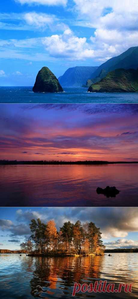 » 5 удивительных озер России Это интересно!