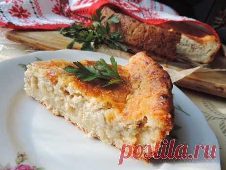 Луковый пирог - Леди Mail.Ru