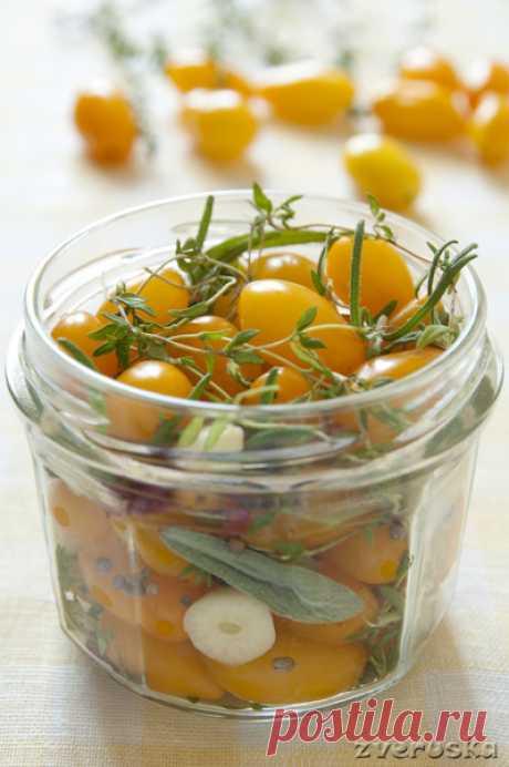 Быстрые маринованные помидоры - Завтра будет новый день... — LiveJournal