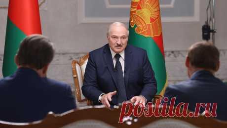 Лукашенко заявил, что не готов взвалить управление страной на женские плечи - Газета.Ru | Новости