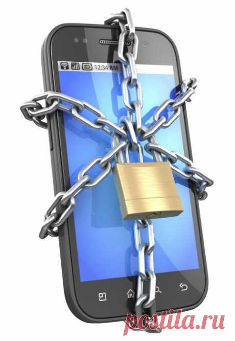 How to unblock phone if forgot the password