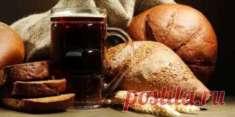 Пиво, кофе и хлеб — часть здорового образа жизни | Краше Всех