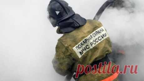 Пожар охватил дом престарелых на западе Москвы | Новости