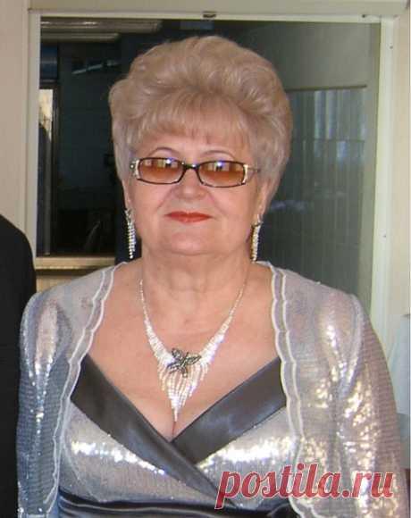 Людмила Текунова