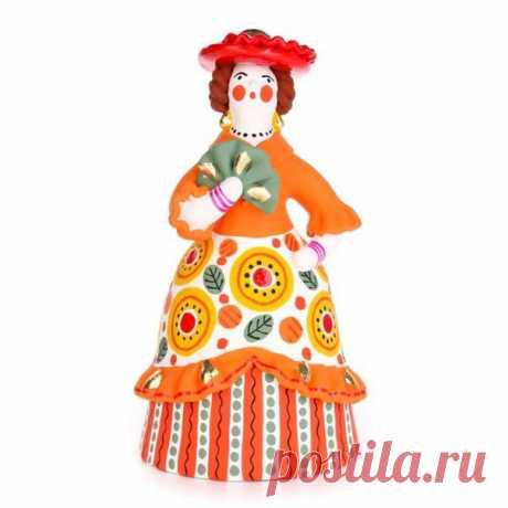 Дымковская игрушка своими руками - Поделки с детьми | Деткиподелки