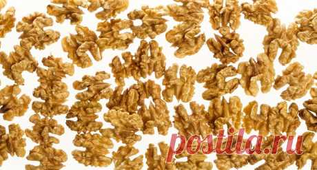 Грецкие орехи – «Еда»