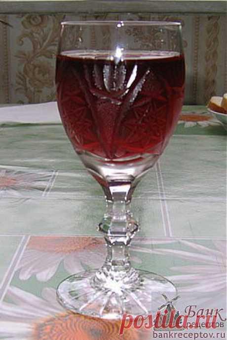Рецепт вина из красной смородины | ДОМАШНИЙ ОЧАГ