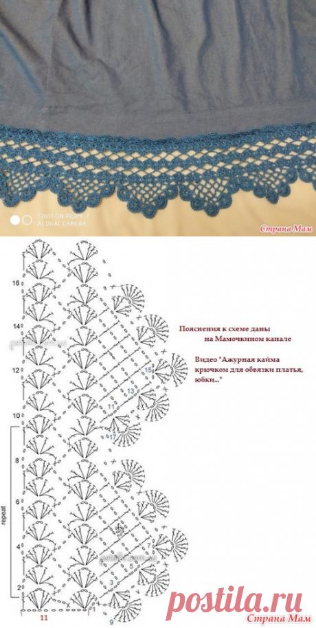 Реанимация платья - Вязание - Страна Мам