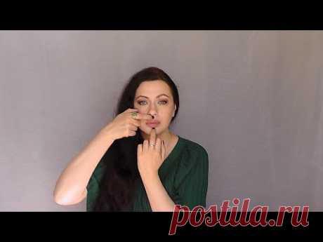 ¡Como librarse de kisetnyh de las arrugas y hacer las esponjas rollizas! ¡La receta, el ejercicio y los puntos especiales!
