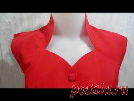 как сшить простые блузки (31)