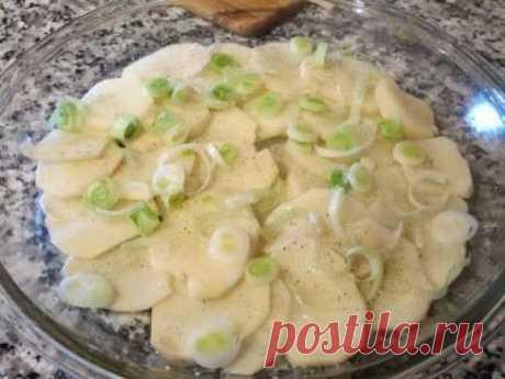 Любите картошку, но надоели банальные рецепты? Попробуйте это французское блюдо