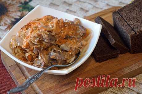 Свиные ножки с капустой – пошаговый рецепт с фотографиями