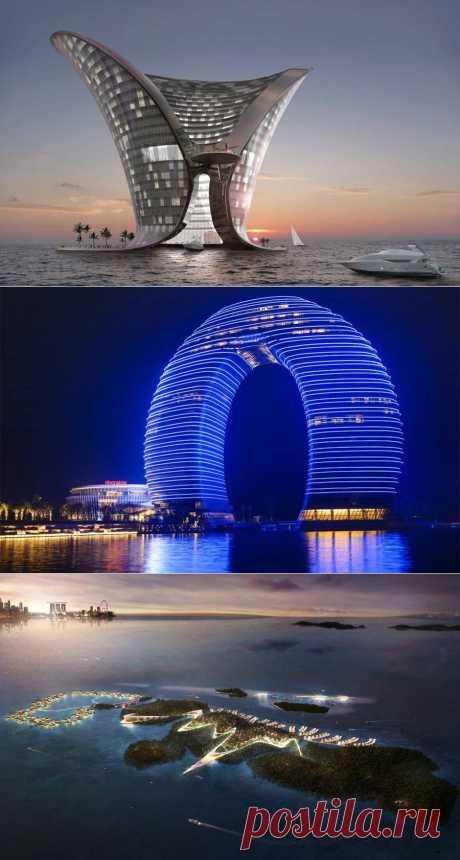 Причудливые отели будущего. Фото. | Happy Lady | Счастливая женщина