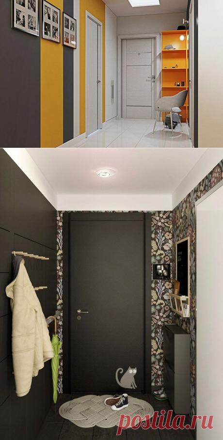 Топ 50 идей шикарного дизайна прихожей в хрущовке: маленькое пространство – большие возможности! – В Курсе Жизни