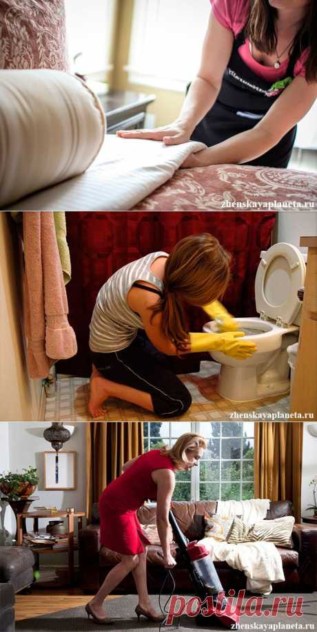 How quickly to clean the apartment – 20 simple tricks | the Female Planet