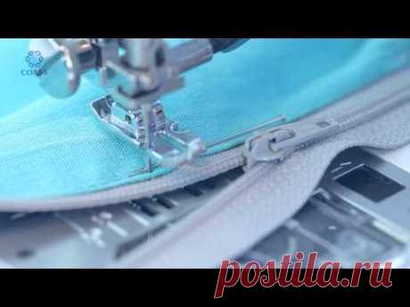 Learn How To Sew a Separating Zipper