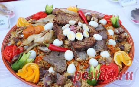 Топ 10 таджикских блюд, от которых в восторге все русские хозяйки Sputnik Таджикистан говорит то, о чем другие молчат