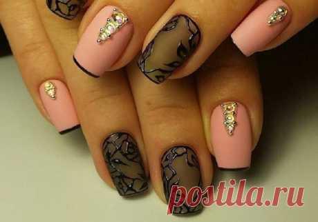 Лучшие идеи дизайна ногтей специально к 8 Марта. Порази всех шикарным маникюром в этот день! — Женский журнал