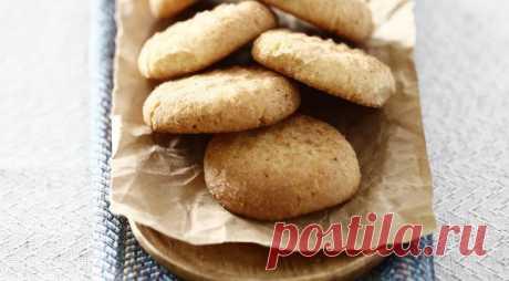 Рассыпчатое печенье с корицей. Пошаговый рецепт с фото на Gastronom.ru