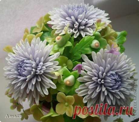 Как сделать реалистичные лепестки хризантемы — Сделай сам, идеи для творчества - DIY Ideas