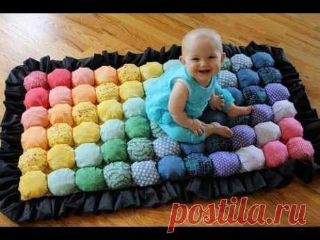 El tapiz pequeño infantil