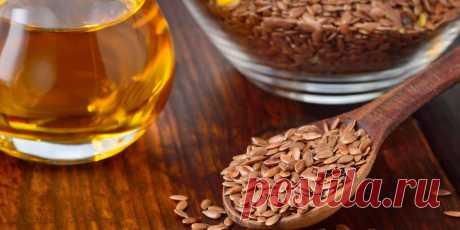 Кому и зачем стоит есть семена льна Они могут даже защищать от радиации.