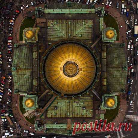 Исаакиевский собор, Санкт-Петербург. Автор фото — Вячеслав Мазай