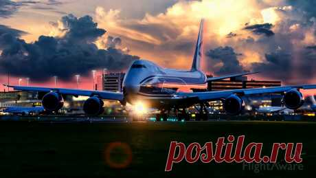 Фото ABW Boeing 747-8 (VQ-BFE) - FlightAware