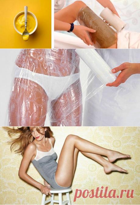 Горчица для похудения в домашних условиях. Обертывание и ванны с горчицей